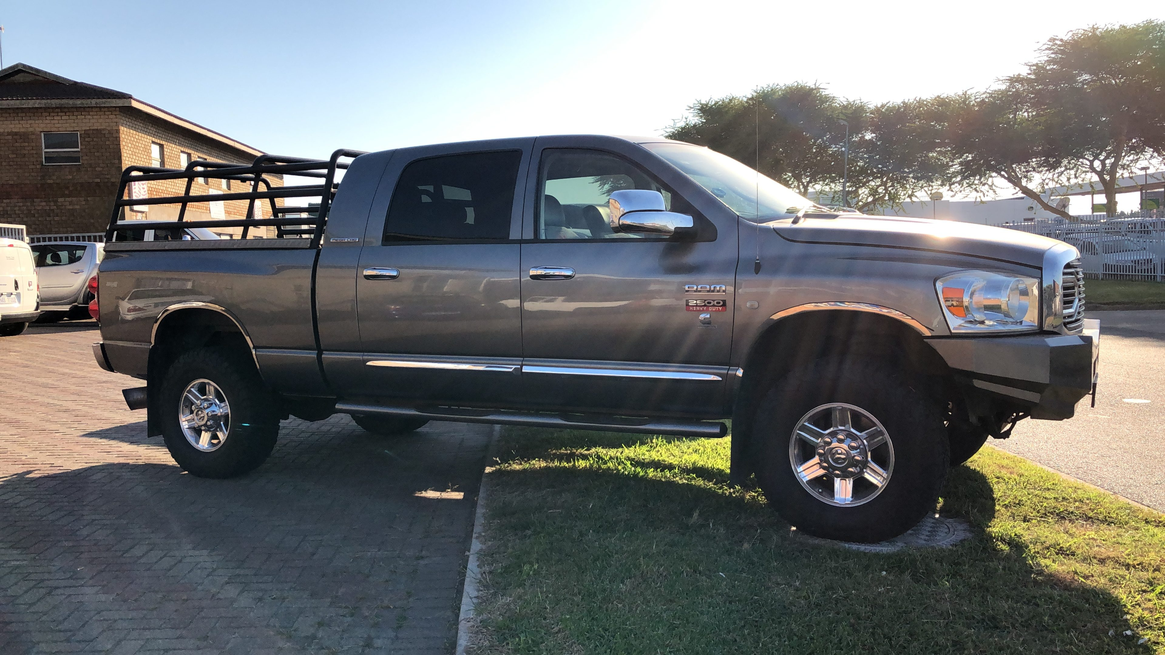 2007 Dodge Ram 2500 Mega Cab 4x4 Us Trucks