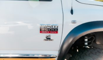 2010 Dodge Ram 2500 Mega Cab 4×4 Cummins TD full